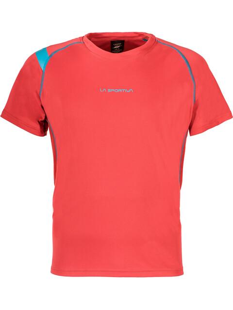 La Sportiva Motion - T-shirt course à pied Homme - rouge